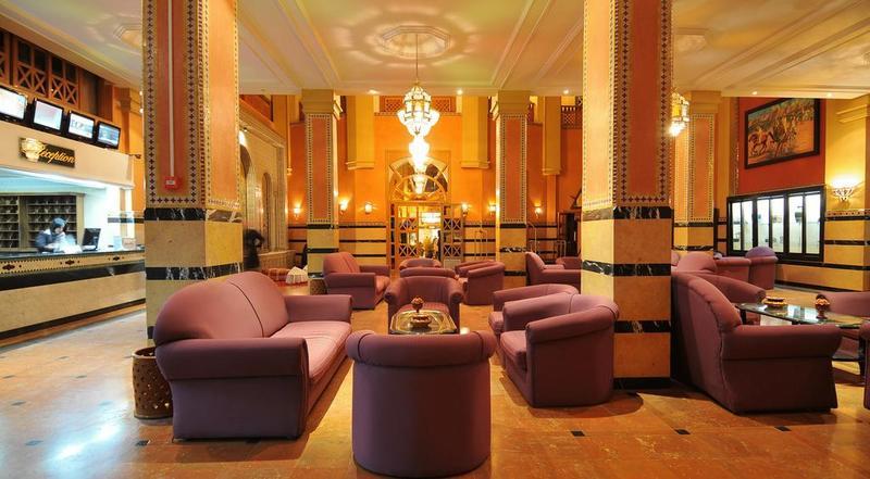 Lobby Diwane Marrakech