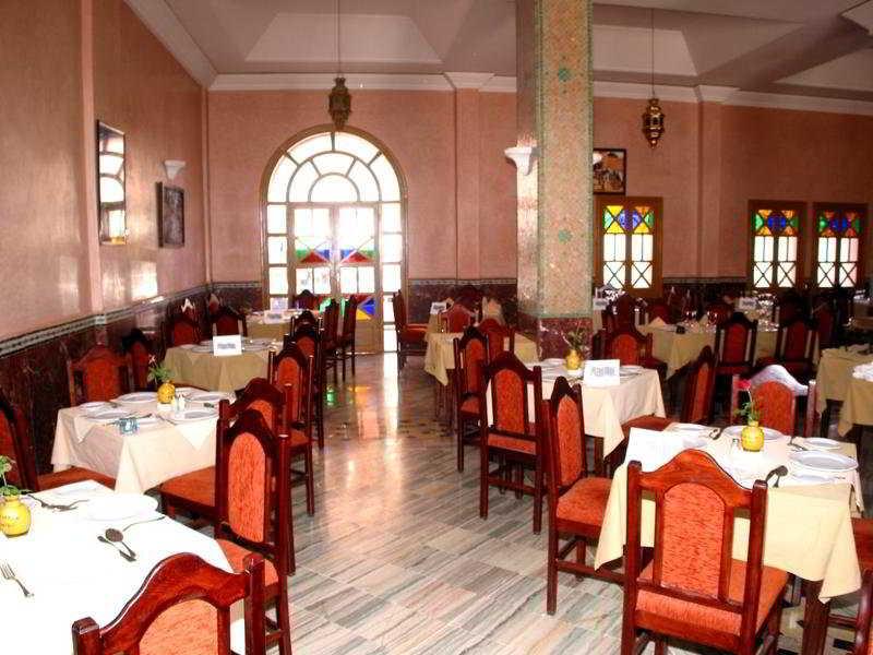 Restaurant Diwane Marrakech