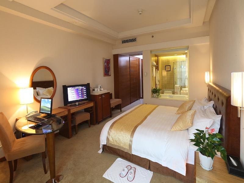 Room Ramada Plaza Guangzhou