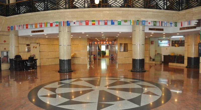 Lobby Galaxy Hotel