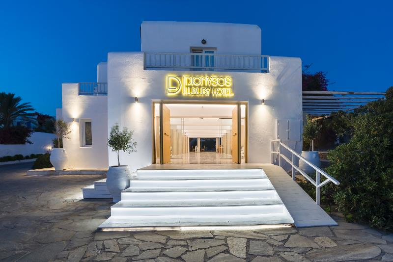 General view Dionysos Boutique Hotel