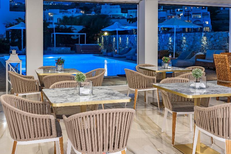 Restaurant Dionysos Boutique Hotel