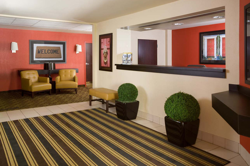 Lobby Extended Stayamerica Miami - Coral Gables