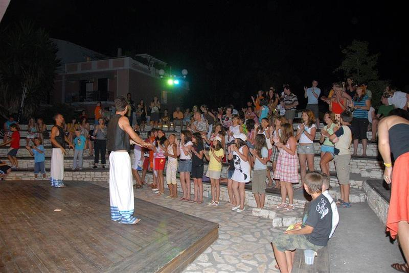 Sports and Entertainment Ionian Princess
