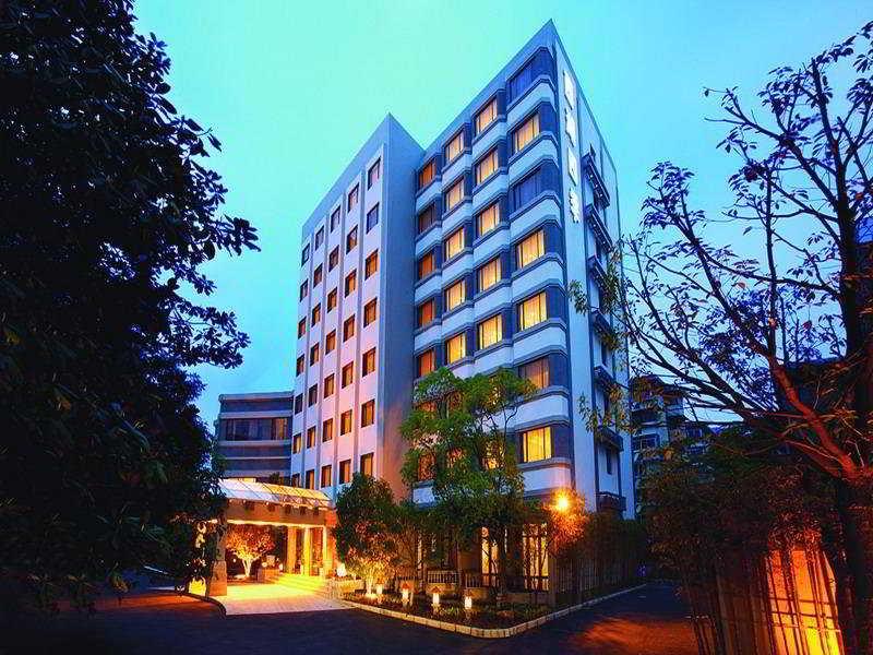 General view Narada Boutique Hotel Hangzhou Yellow Dragon