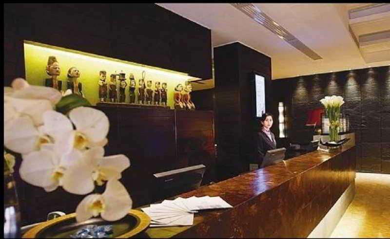 Lobby Narada Boutique Hotel Hangzhou Yellow Dragon