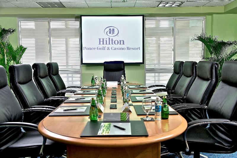 Conferences Hilton Ponce Golf & Casino Resort
