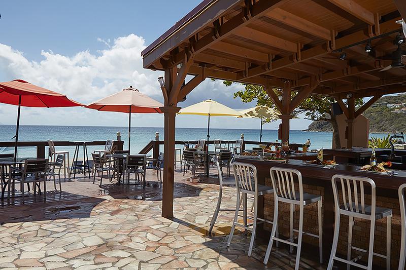 Bar Divi Little Bay Beach Resort