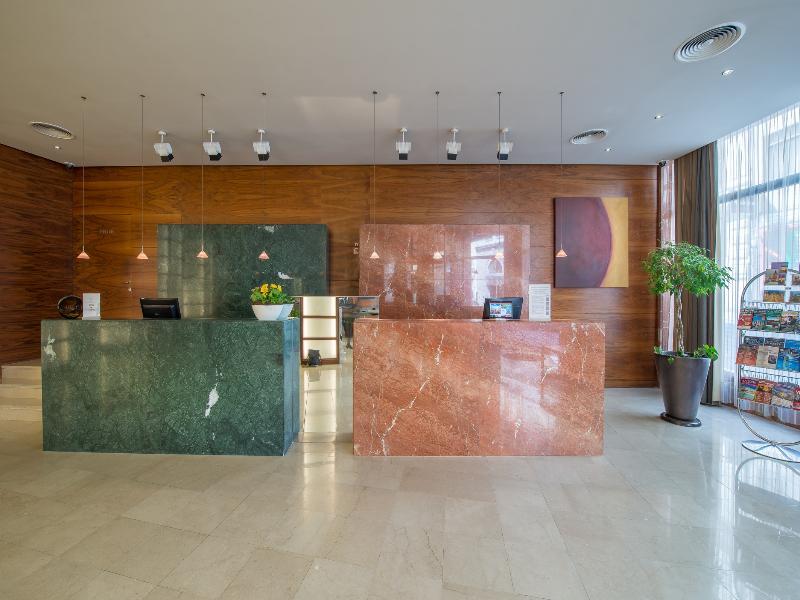 Lobby K+k Hotel Fenix