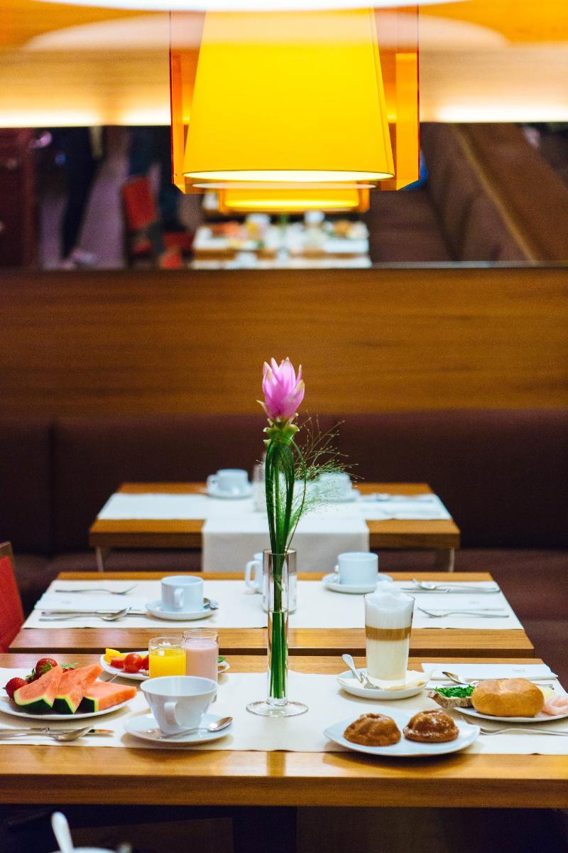 Restaurant K+k Hotel Fenix