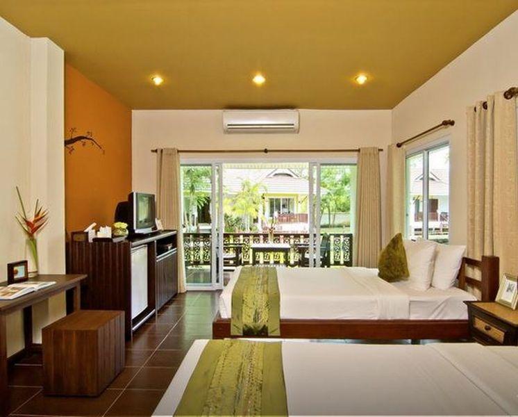 Room Le Charme Sukhothai