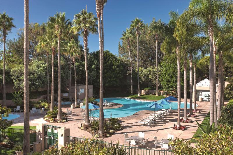 Pool Doubletree San Diego Del Mar