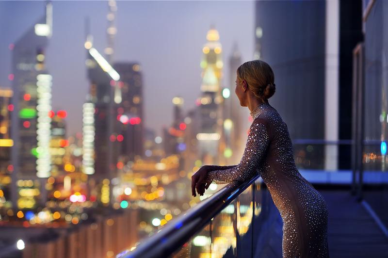 Terrace The H Dubai