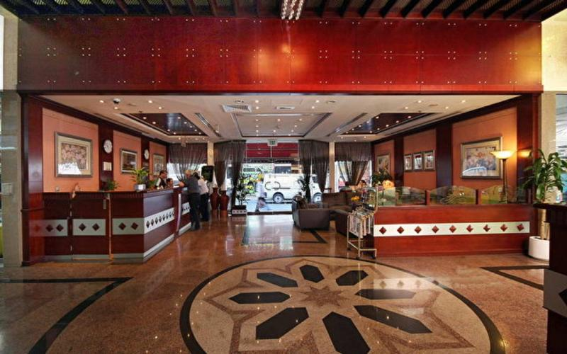 Lobby Florida (ex. Flora) City Hotel Apartments
