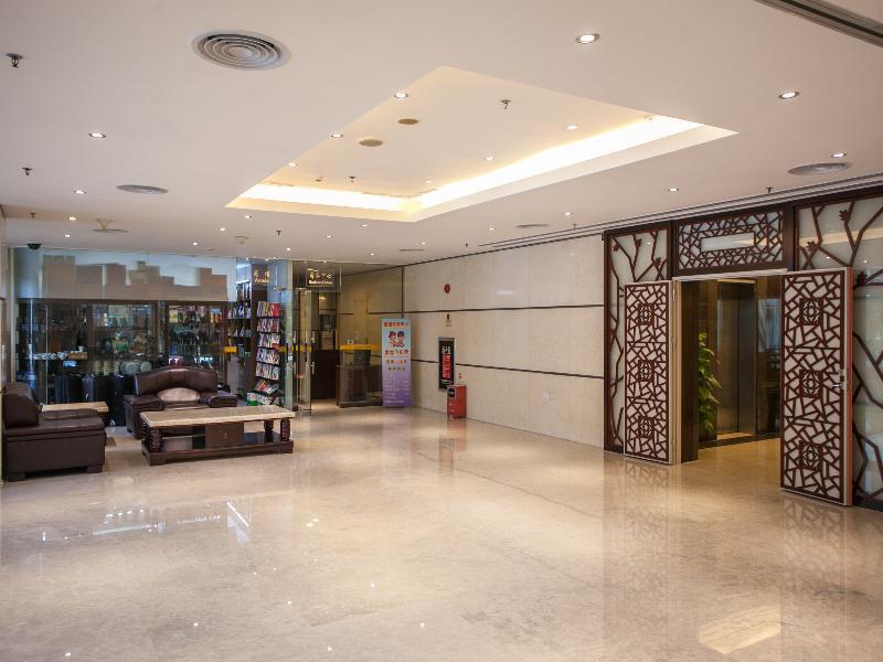 Lobby Huashi Hotel