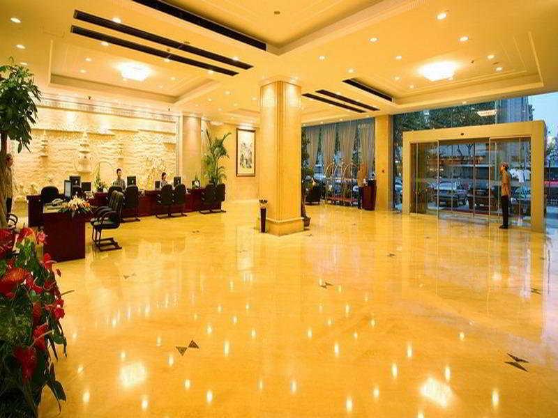 Lobby West Lake Golden Plaza