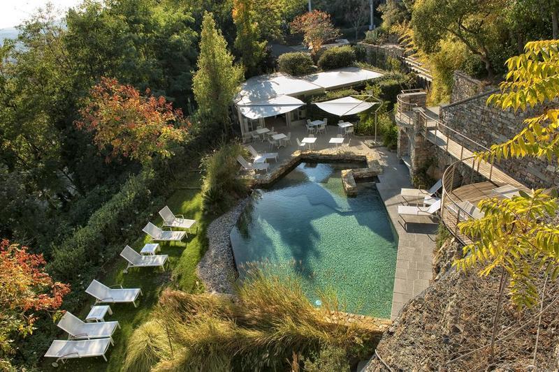 Lobby Eden Rock Resort