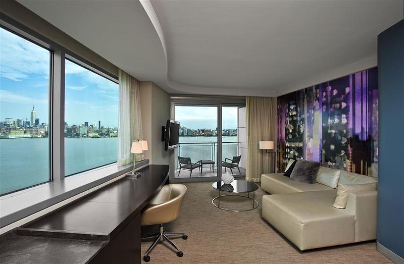 General view W Hoboken