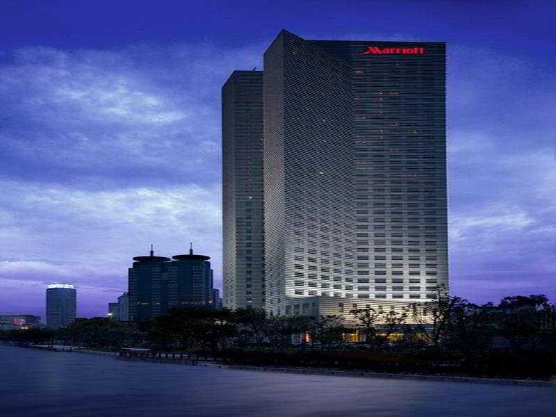 General view Ningbo Marriott Hotel