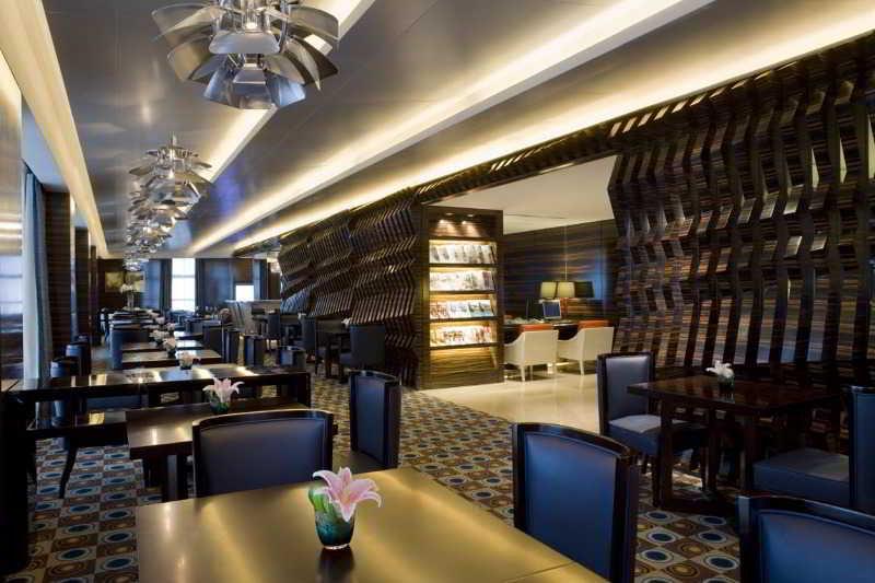 Bar Ningbo Marriott Hotel