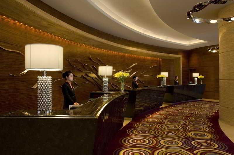 Lobby Ningbo Marriott Hotel