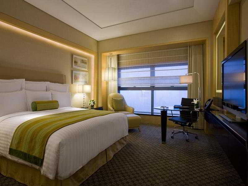 Room Ningbo Marriott Hotel