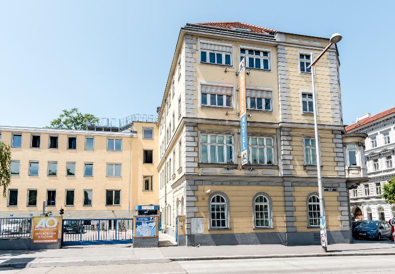 A O Hotel Wien Stadthalle