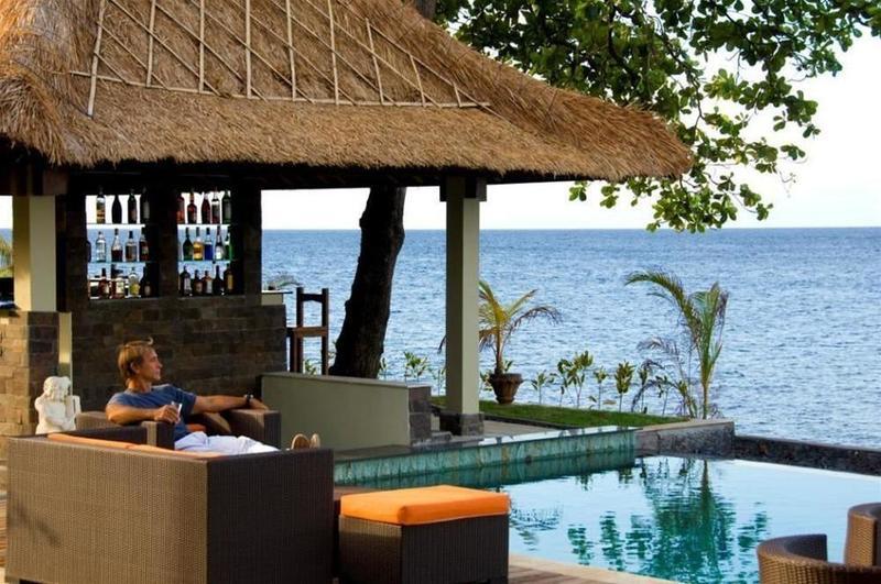 Bar Tauch Terminal Resort Tulamben