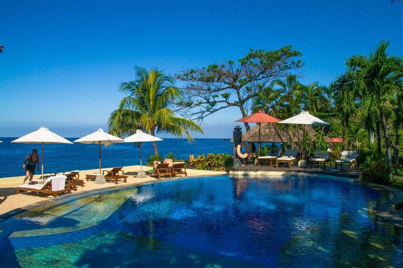 Pool Tauch Terminal Resort Tulamben