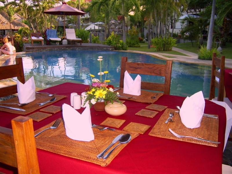 Restaurant Tauch Terminal Resort Tulamben
