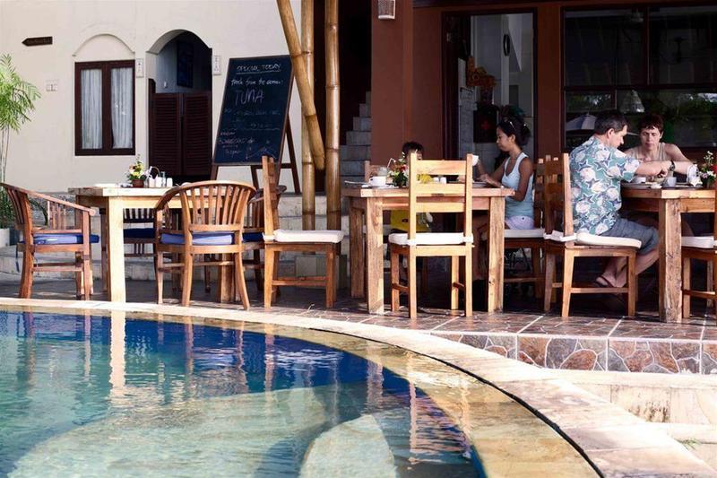 Tauch Terminal Resort Tulamben - Terrace - 15