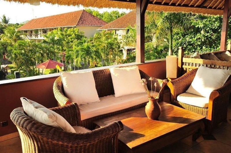 Terrace Tauch Terminal Resort Tulamben