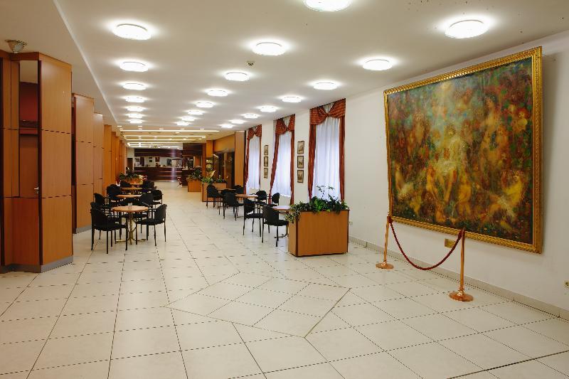 General view Hotel Benczúr