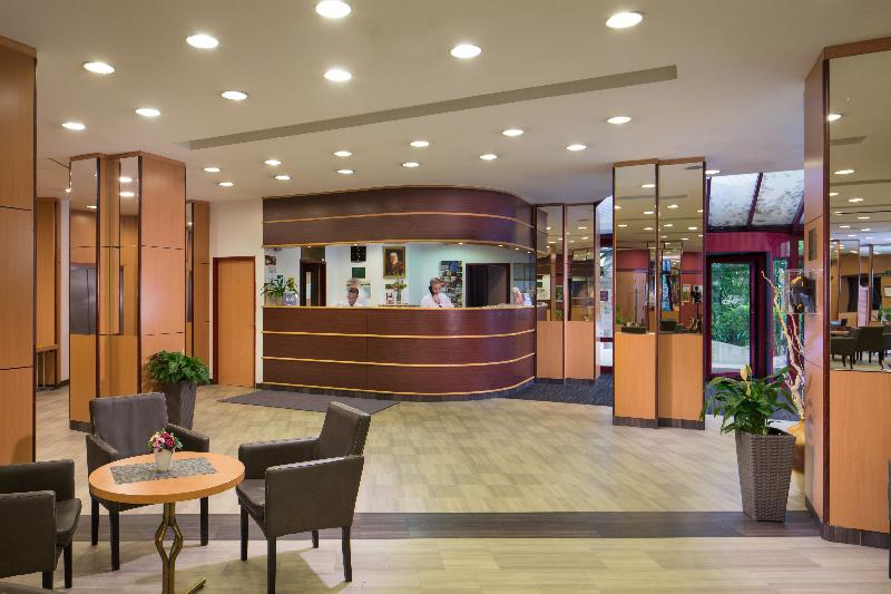 Lobby Hotel Benczúr
