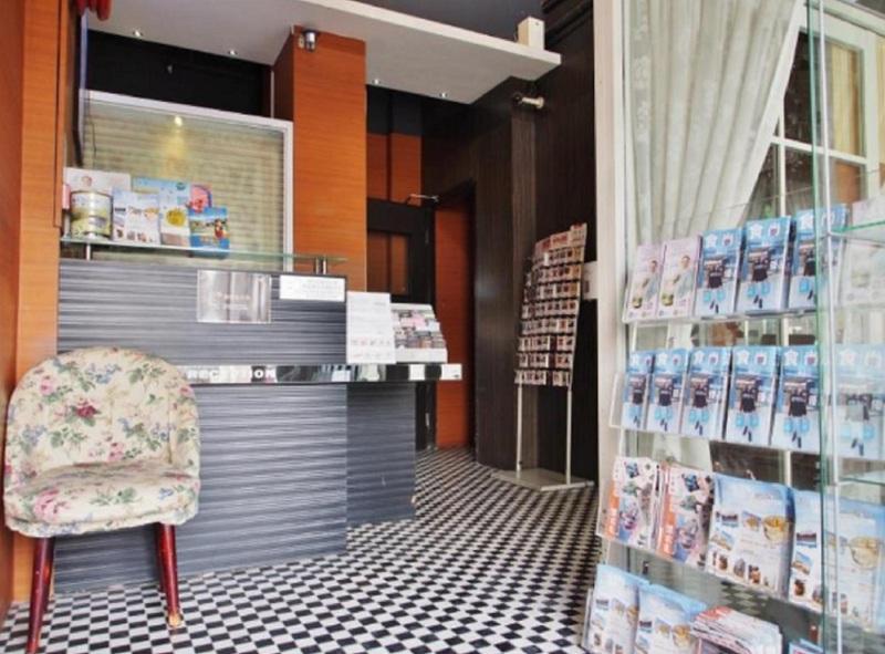 Lobby Bridal Tea House To Kwa Wan