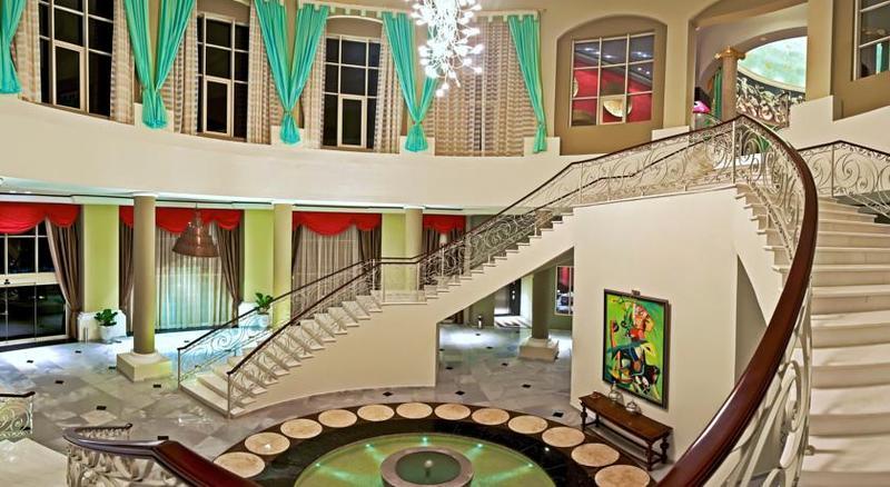 Lobby Iberostar Grand Hotel Rose Hall All Inclusive