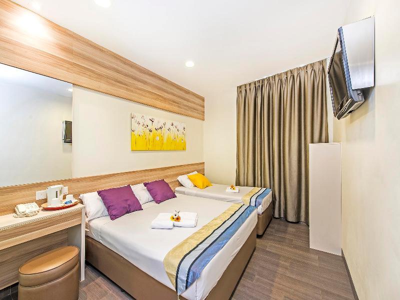 Room Hotel 81 Dickson