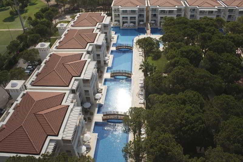 General view Bellis Deluxe Hotel