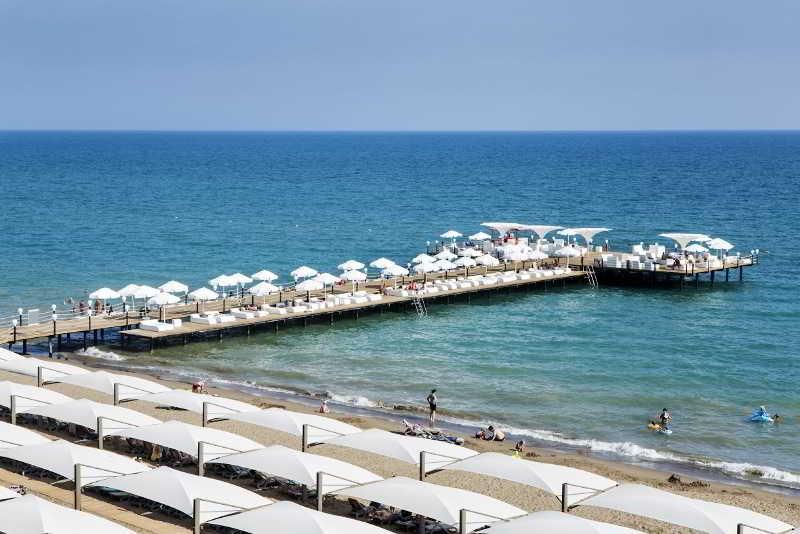 Beach Bellis Deluxe Hotel