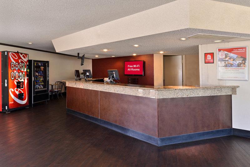 Lobby Econo Lodge
