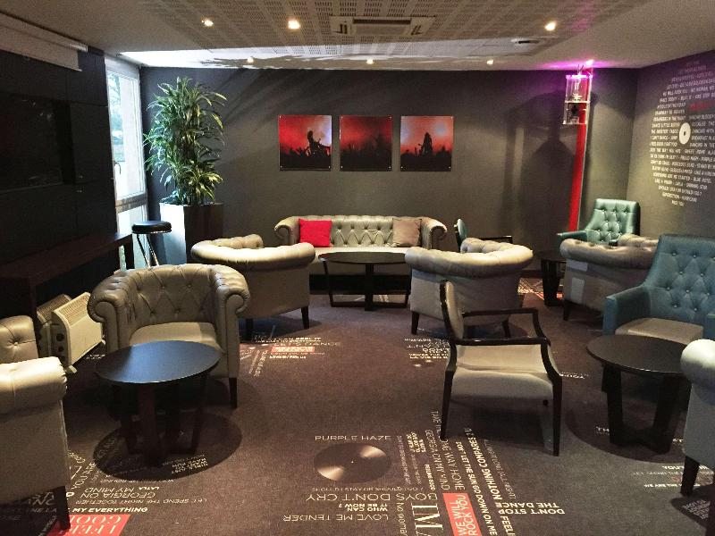 Best Western Paris Saint Quentin