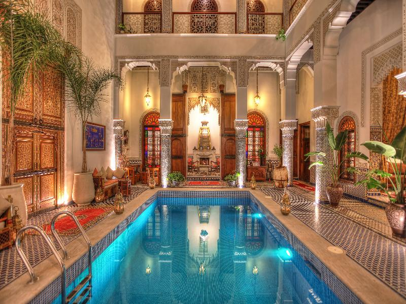 Pool Riad El Amine Fés
