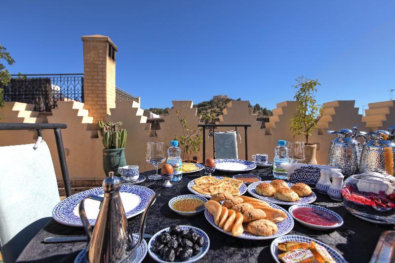 Restaurant Riad El Amine Fés