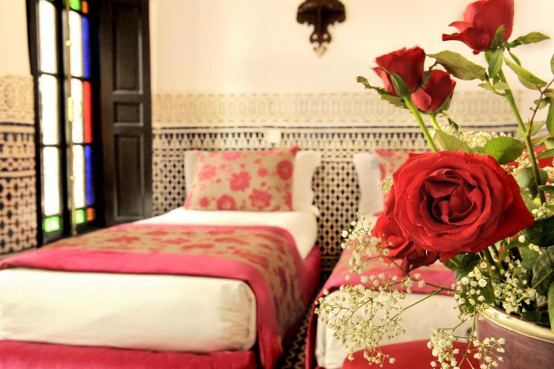 Room Riad El Amine Fés