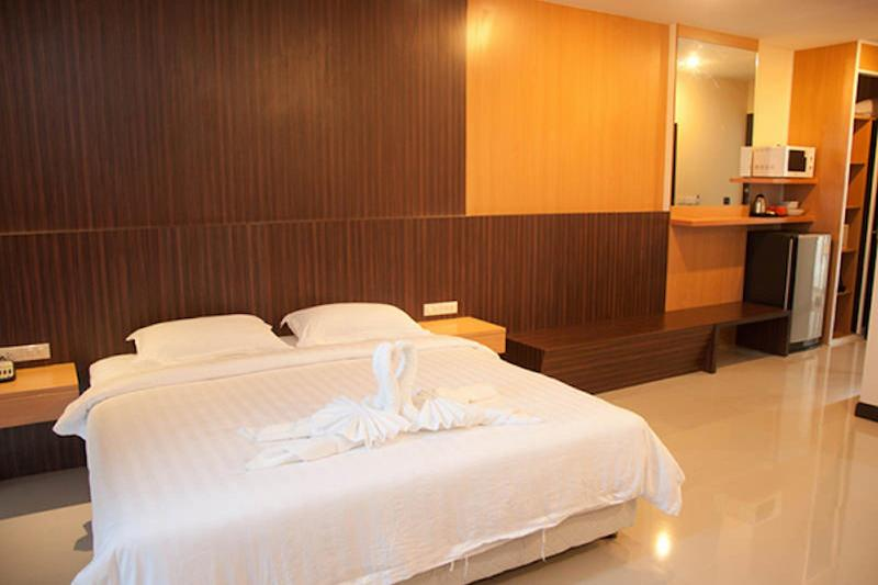 Golden City Rayong Hotel - Room - 3