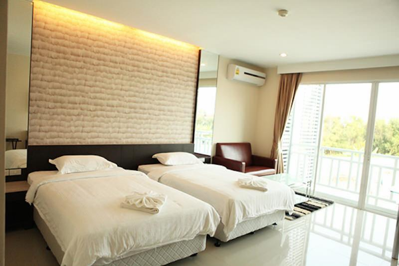 Golden City Rayong Hotel - Room - 11