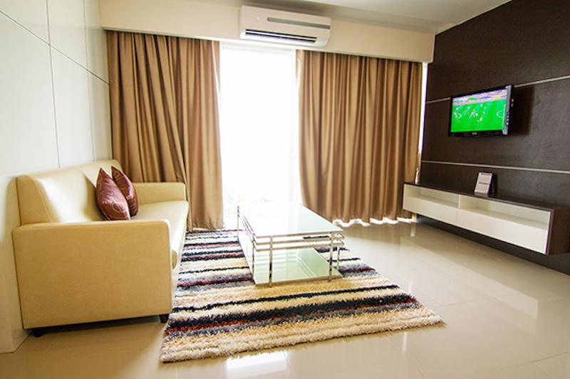 Golden City Rayong Hotel - Room - 12