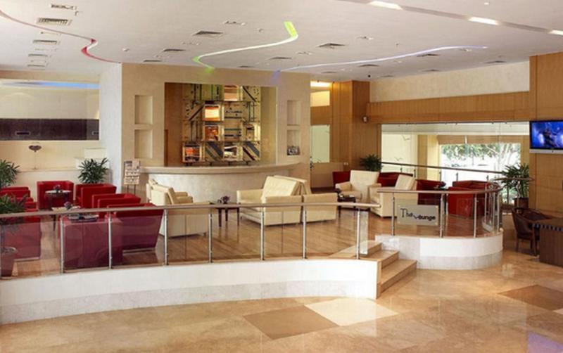Lobby Chancery Pavillion
