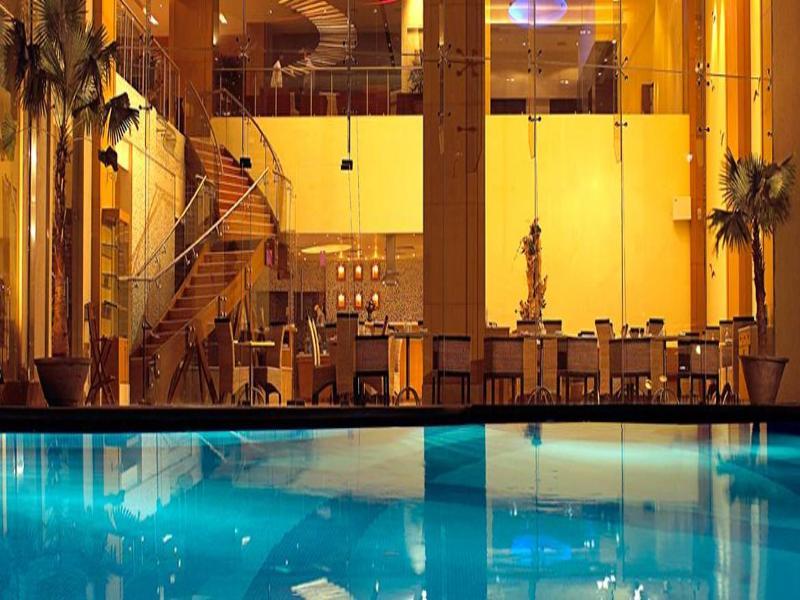 Pool Chancery Pavillion
