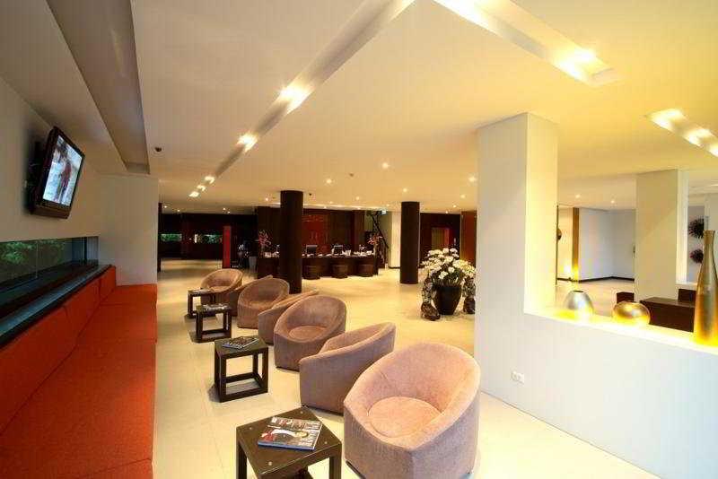 Lobby The Kris Resort